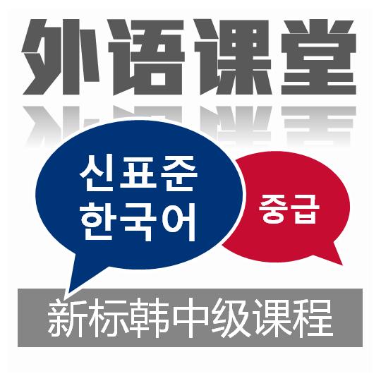 新标韩中级课程
